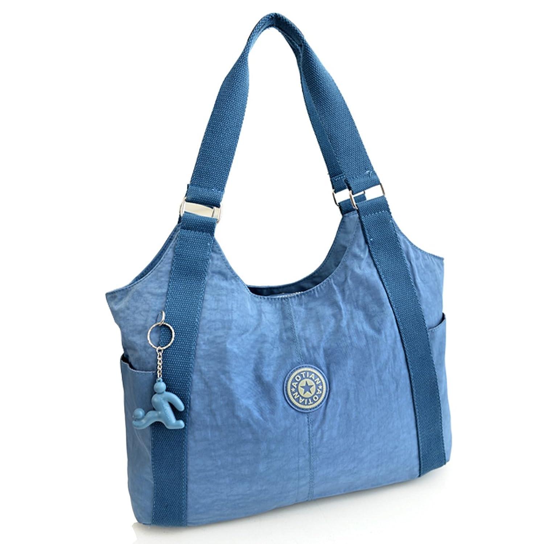 otian奥天 时尚休闲包 手提包 奥天水洗布包女包布包