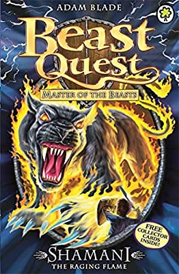 Beast Quest: 56: Shamani the Raging Flame.pdf