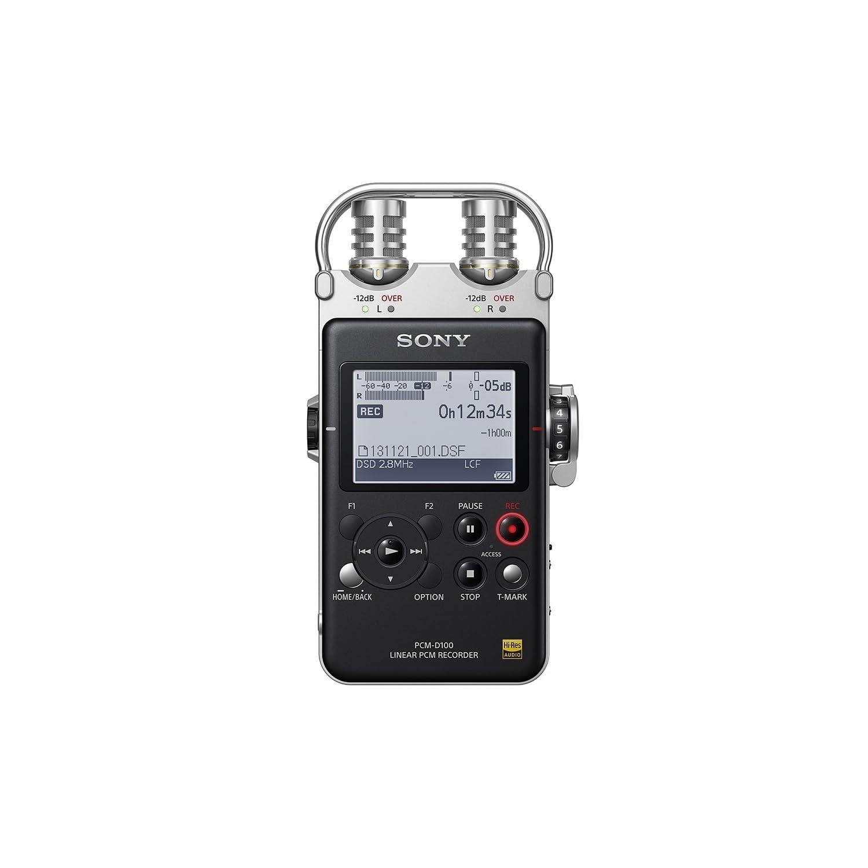 SONY索尼 PCM-D100 数码录音棒¥5098