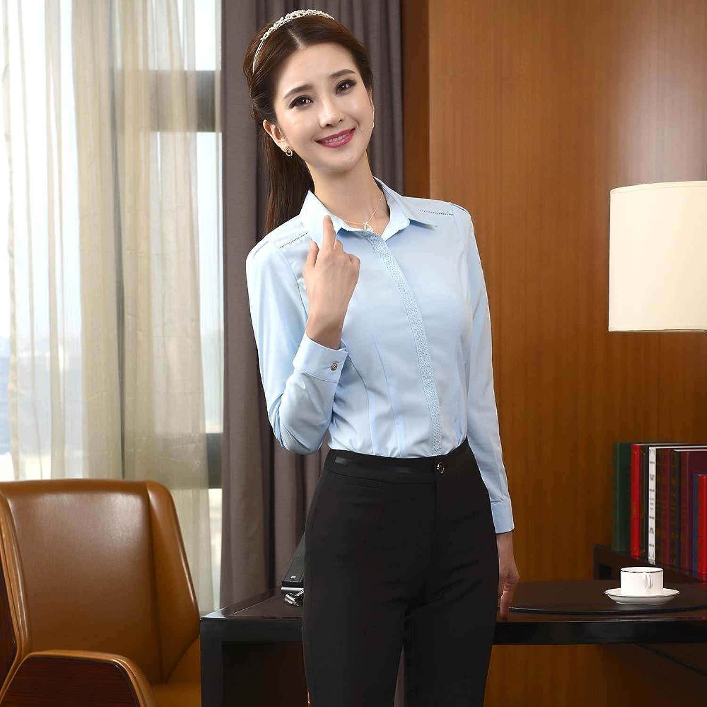 shangguihua尚贵华 2014职业装女装女士衬衣韩版春秋季女装修身休闲