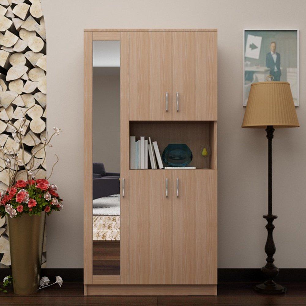 门厅 客厅 衣柜 鞋柜 储物置物柜 板式 附穿衣镜 玄关图片