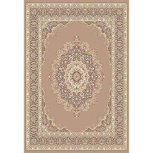 博尔卡特 比利时羊毛地毯 欧式经典客厅茶几 2012 约200×250cm 米色