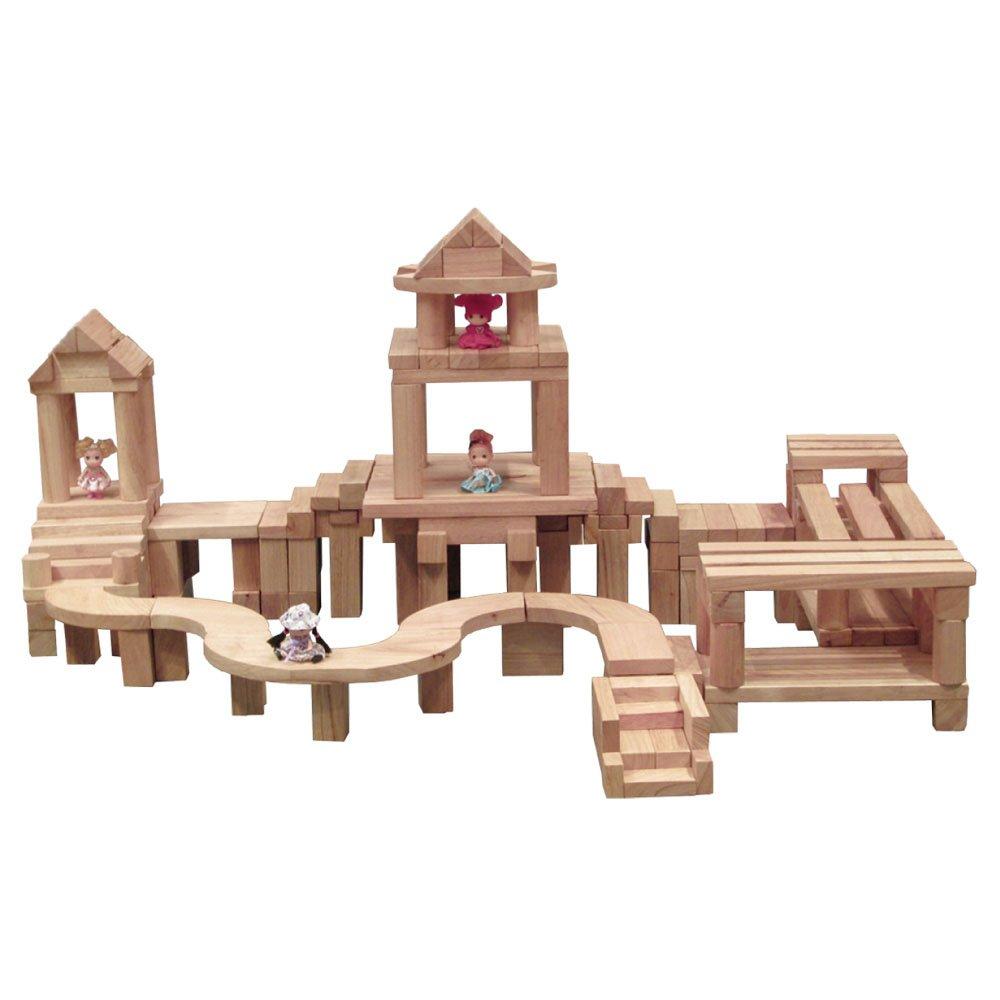原木幼儿园吉利大型积木主题实木玩具堆塔游戏573块积木0吃鸡大班怎么穿幼教服图片