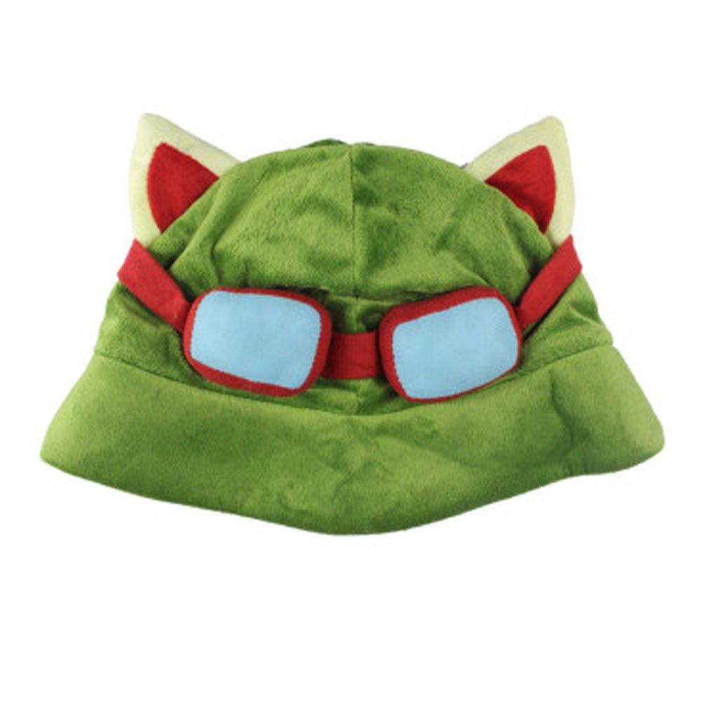 lol 提莫宝宝帽子cosplay