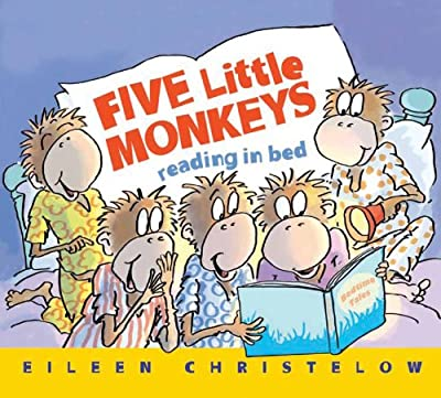 Five Little Monkeys Reading in Bed.pdf