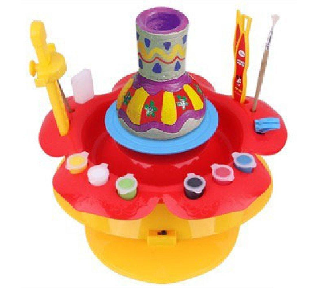 diy手工制作可涂色儿童益智玩具