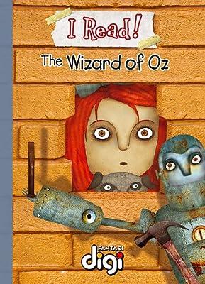 BookDNA漫画绘本书系—— 我阅读!绿野仙踪 I Read! The Wizard of Oz.pdf