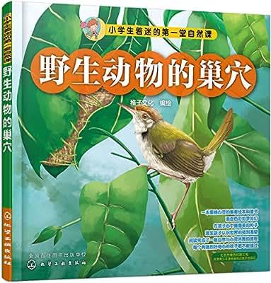 小学生着迷的第一堂自然课:野生动物的巢穴.pdf