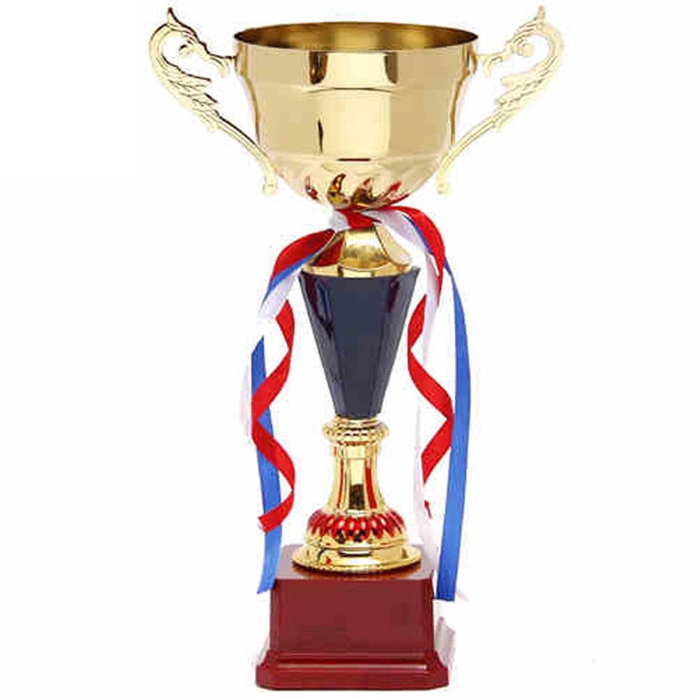 携爱 金属奖杯创意奖杯 奖杯运动会奖杯mvp杯 企业赛事奖杯logo刻字