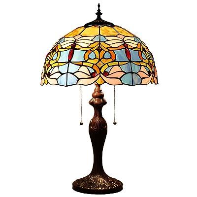 欧式卧室婚庆古典温馨客厅40cm台灯咖啡厅书房蒂凡尼