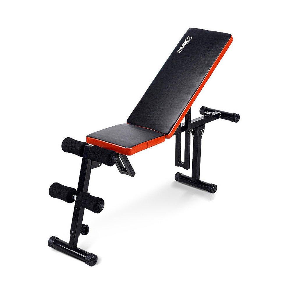 小健身器材_多功能可调节仰卧板/健腹板/哑铃凳 小飞鸟腰腹健身器 家用健身器材