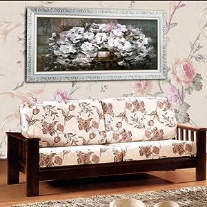 林格印象 墙画 田园风格卧室挂画 壁画 欧式客厅装饰画 jtc1001 100*1