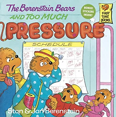The Berenstain Bears and Too Much Pressure.pdf