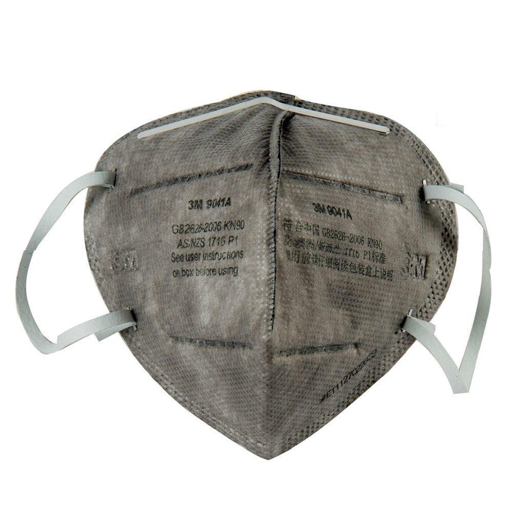 3m 3m口罩9041活性炭口罩 防尘防甲醛口罩 耳挂式活性