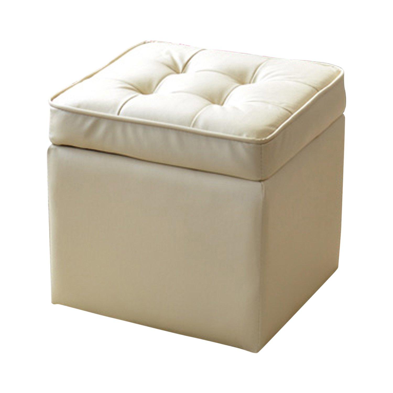 择木宜居 实木试换鞋凳皮凳沙发凳子小坐凳梳妆凳搁