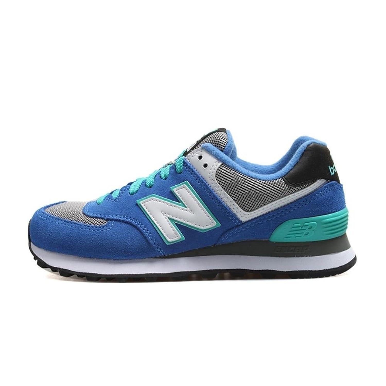 New Balance 新百伦 女鞋574复古跑鞋WL574SBP SGB SPY
