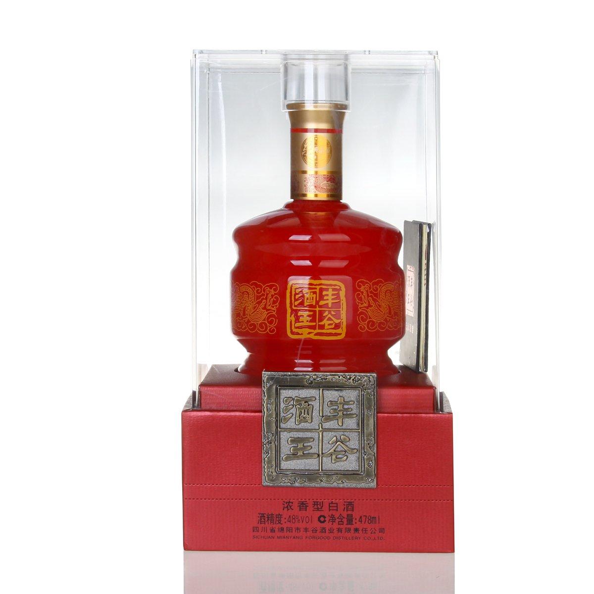 丰谷_48度 丰谷 酒王酒 478ml