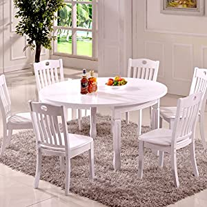 实木餐桌 /strong>可折叠