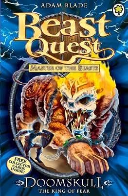 Beast Quest: 60: Doomskull the King of Fear.pdf