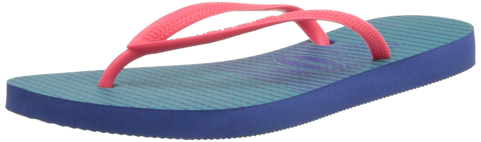 女士拖鞋 菱形图案 淡蓝色 41英国码/11美国码/12美国码