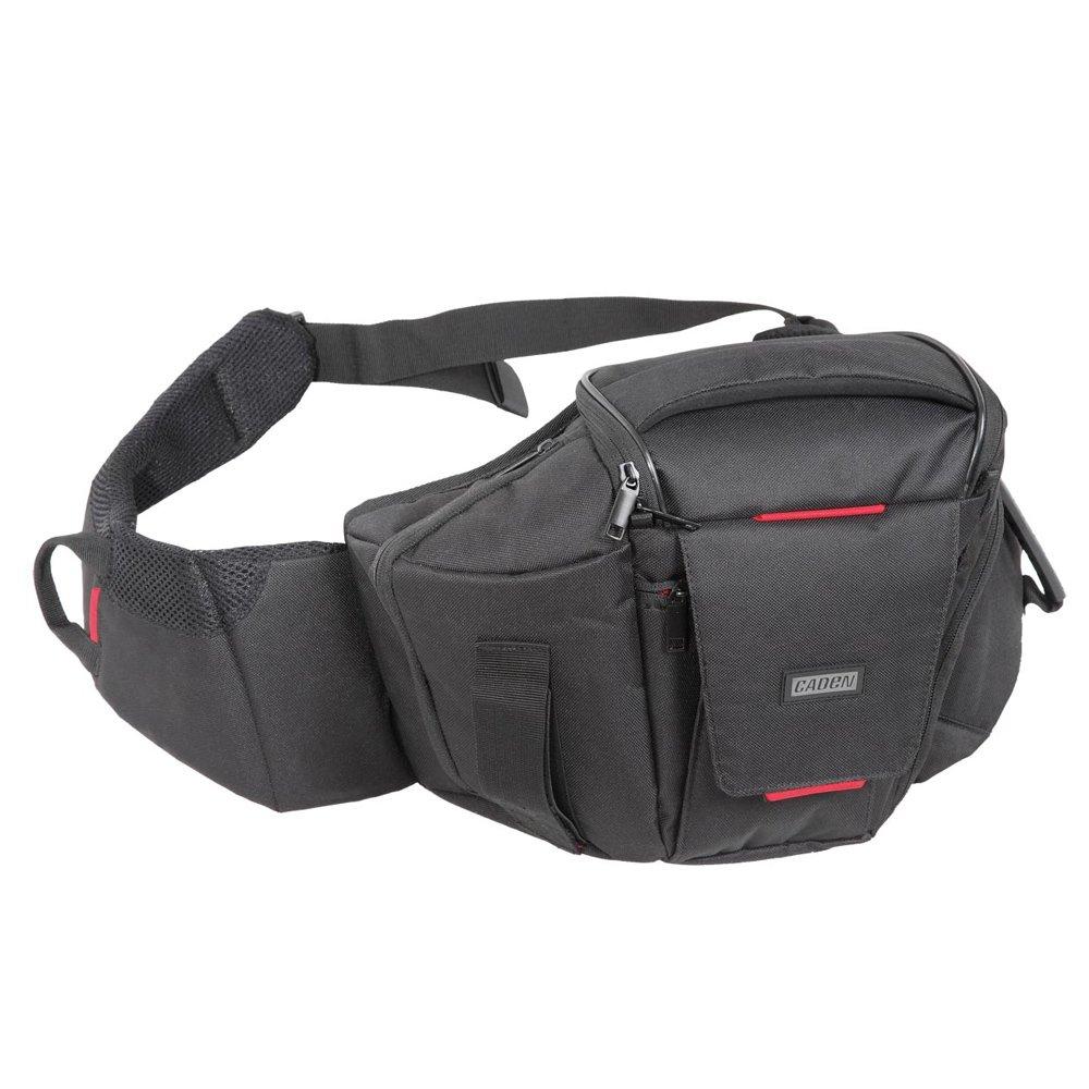 lovech for caden k3单肩帆布摄影包 休闲单反相机包 专业单反包 适合