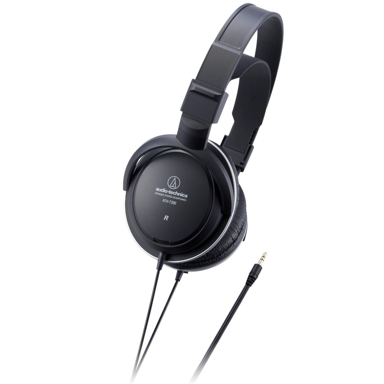 铁三角 ATH-T200 头戴耳机 ¥169