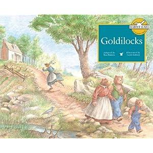 goldilocks手绘