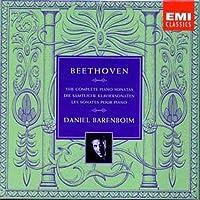 进口CD:贝多芬Beethoven:钢琴协奏曲全集The Complete Piano Sonatas