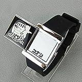 冰容 新款上架柯南16周年滑盖led手表 动漫周边腕表 第11个前锋手表-图片