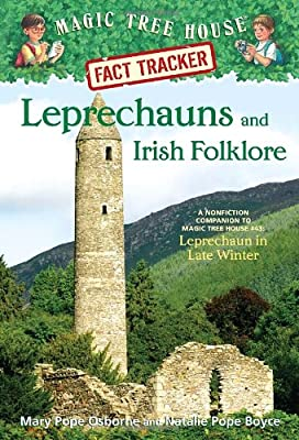Leprechauns and Irish Folklore: A Nonfiction Companion to Leprechaun in Late Winter.pdf