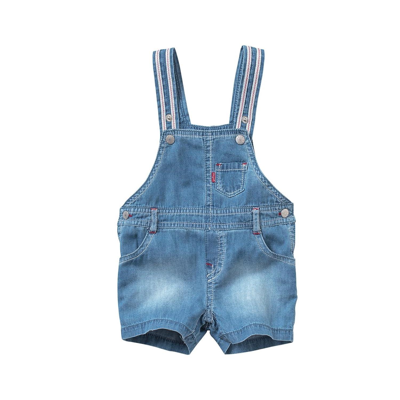 宝宝背带短裤制作图解