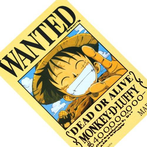 回至 甜蜜城堡 航海王海贼王通缉令悬赏令海贼王海报全套高品质版