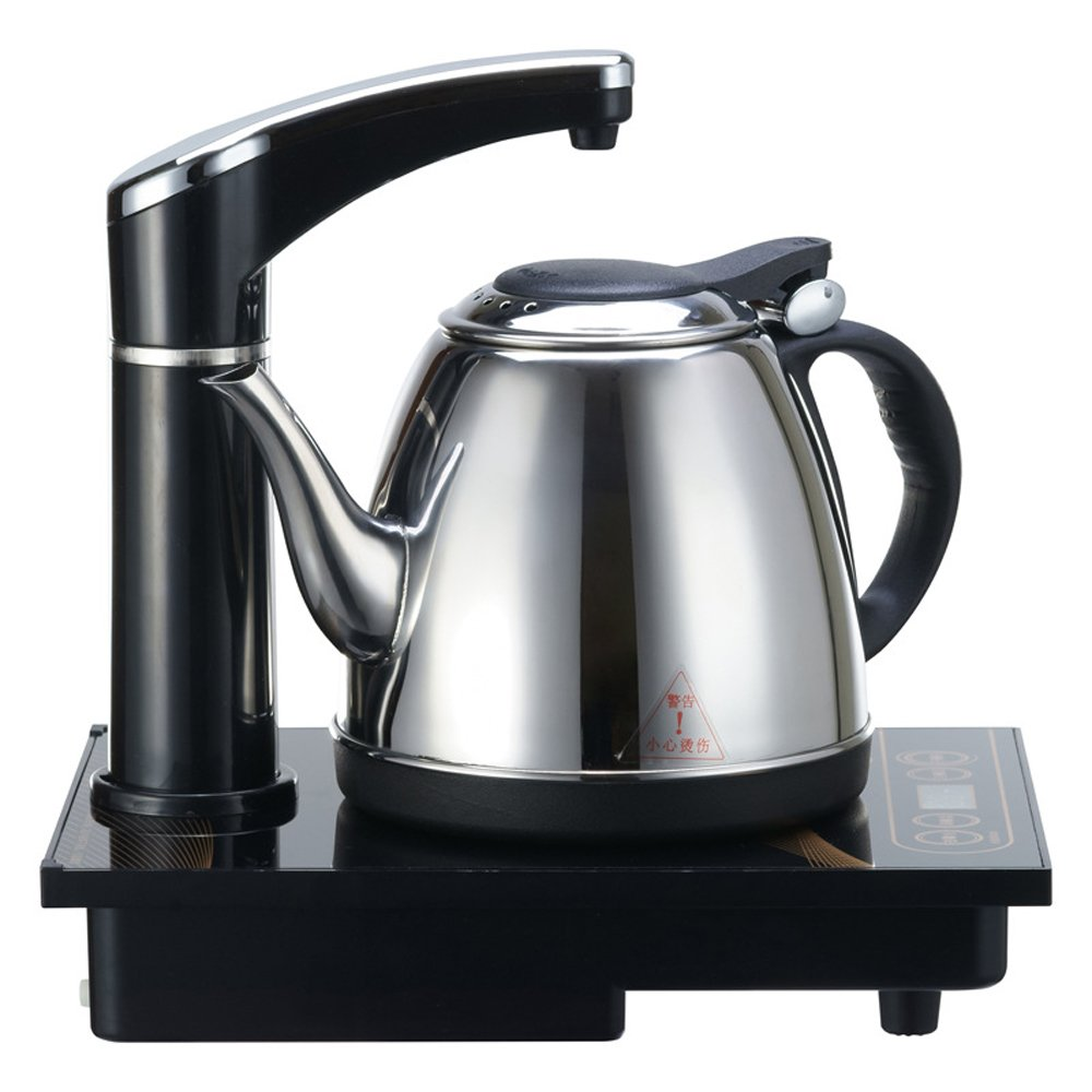 全灶 电热水壶 自动上水电热壶 烧水电泡茶壶 电茶壶 电茶炉 茶具套装