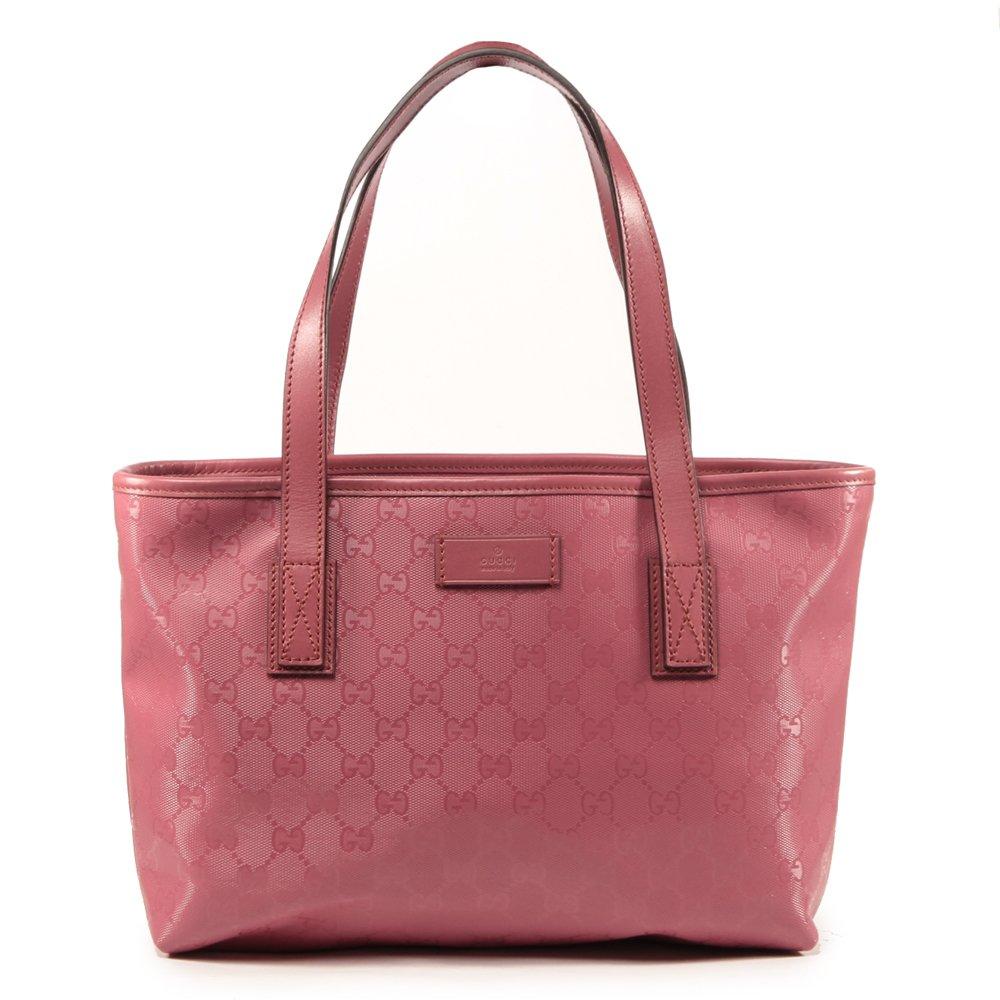gucci 古驰 女式 手拎包/手提包 211138 fu49g 6224 深粉色 12寸