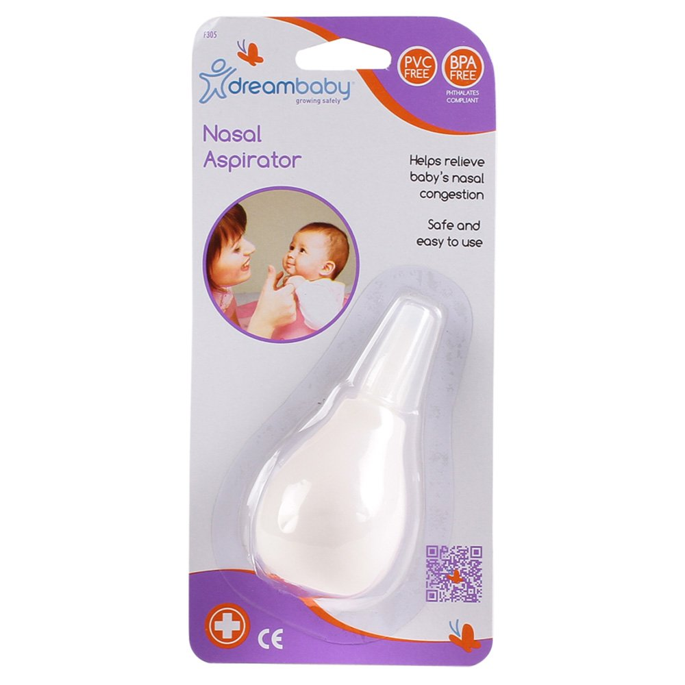 dreambaby 婴儿安全防护用品 吸鼻水器