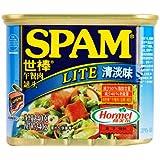 SPAM 世棒清淡味午餐肉罐头 340g(美国进口)