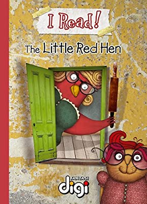 BookDNA漫画绘本书系—— 我阅读!红色小母鸡 I Read! The Little Red Hen.pdf