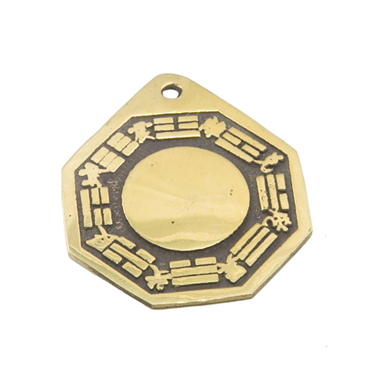 8cm铜八卦镜凸 八卦镜917-z58 【】 价格