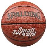 正品 Spalding/斯伯丁74-102篮球 NBA小前锋 PU皮革 超级耐磨 手感好 特价包邮-图片