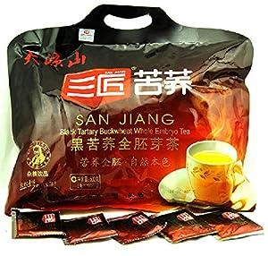 查看所有商品描述  使用说明 饮用方法:  1,热饮:取苦荞麦茶袋放入杯