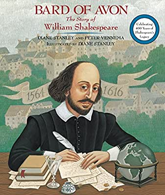 Bard of Avon: The Story of William Shakespeare.pdf