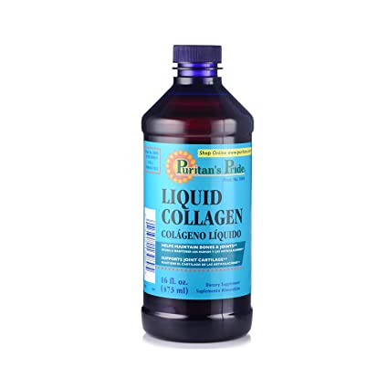 Puritan's Pride 普丽普莱 液体水解胶原蛋白 473ml 85元(满199-50 低至68元)