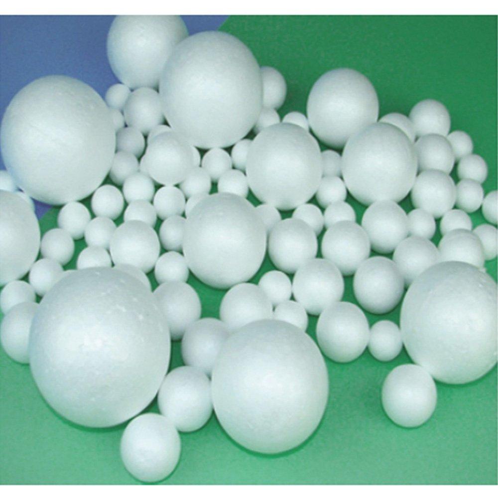泡沫球手工图片