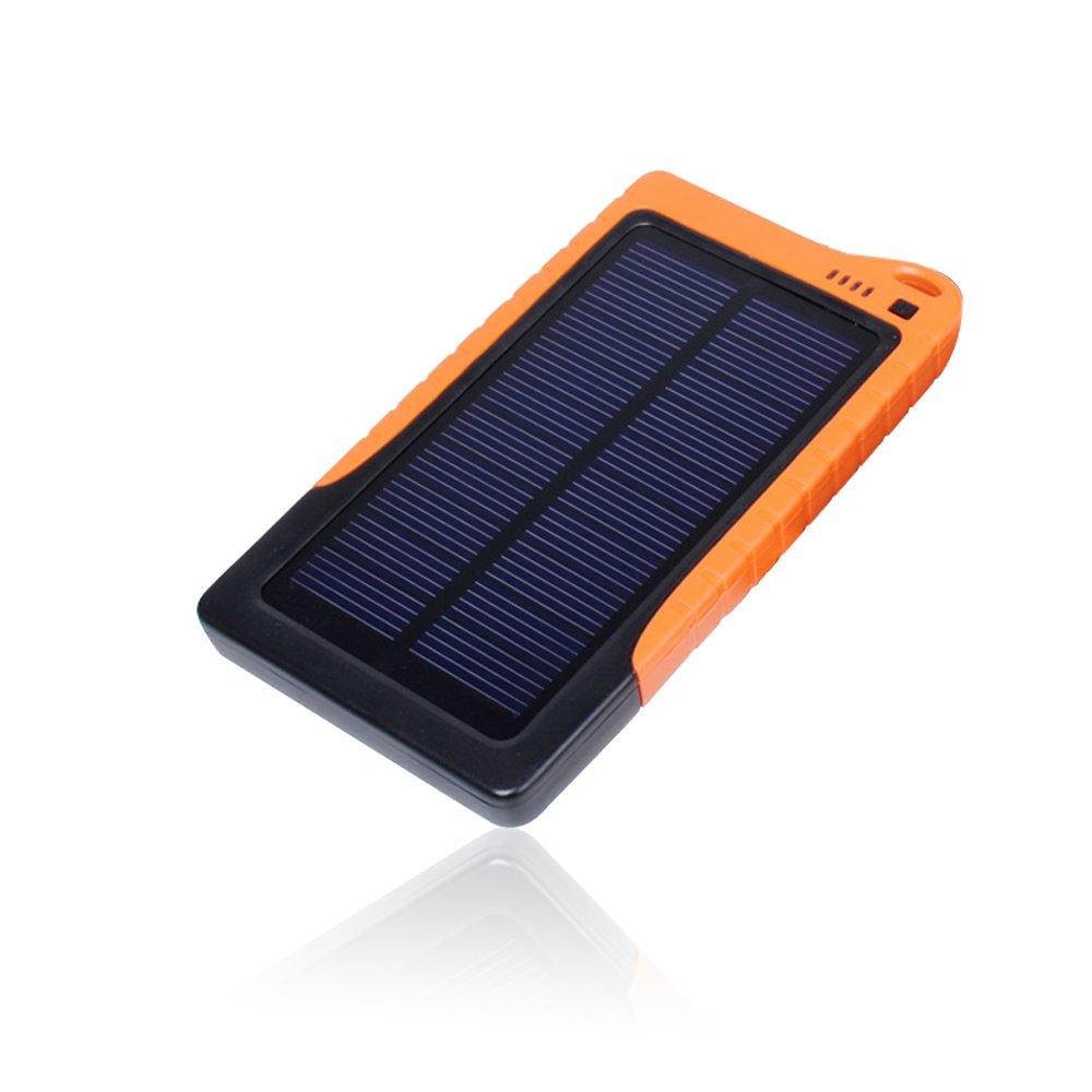 dbk 迪比科 s7太阳能充电宝 单晶硅太阳能板 7200mah