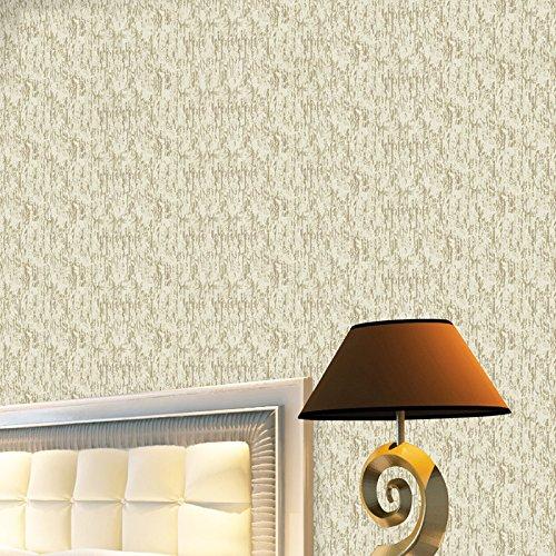 绿泇 无缝墙布 现代简约电视背景墙客厅卧室餐厅纯色素色壁布 定高2.