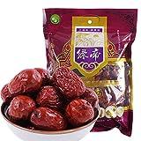 绿帝 新疆贡枣450g/袋 新疆特产红枣 即食大枣-图片