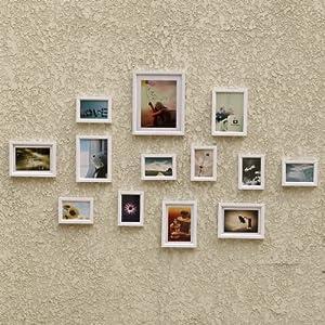 鞋盒子手工制作图片相框