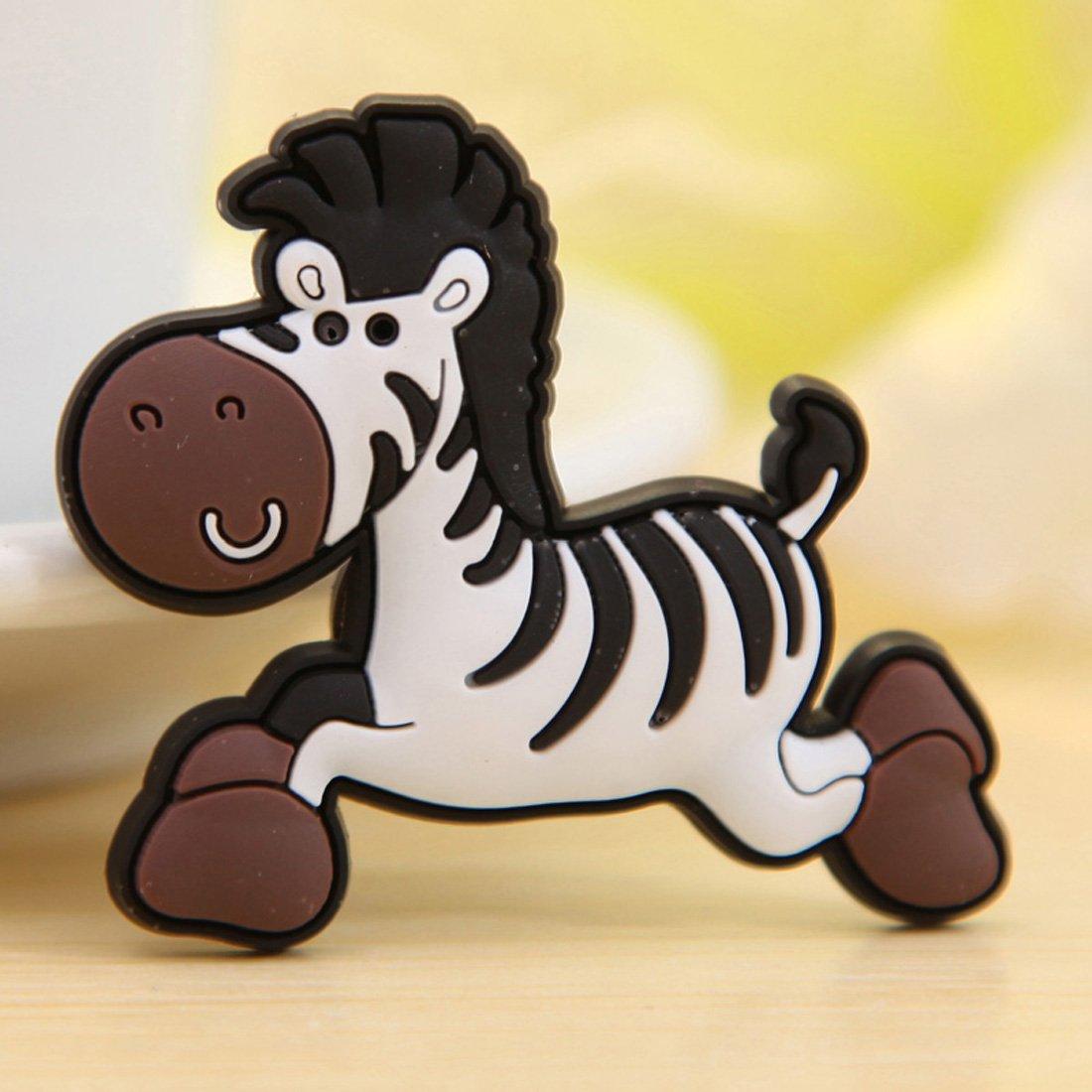 沐和创意可爱动物冰箱贴磁贴