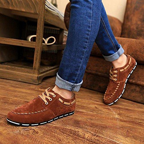 帆船鞋豆豆鞋休闲鞋驾车鞋潮鞋韩版潮流瘦版男鞋子英伦