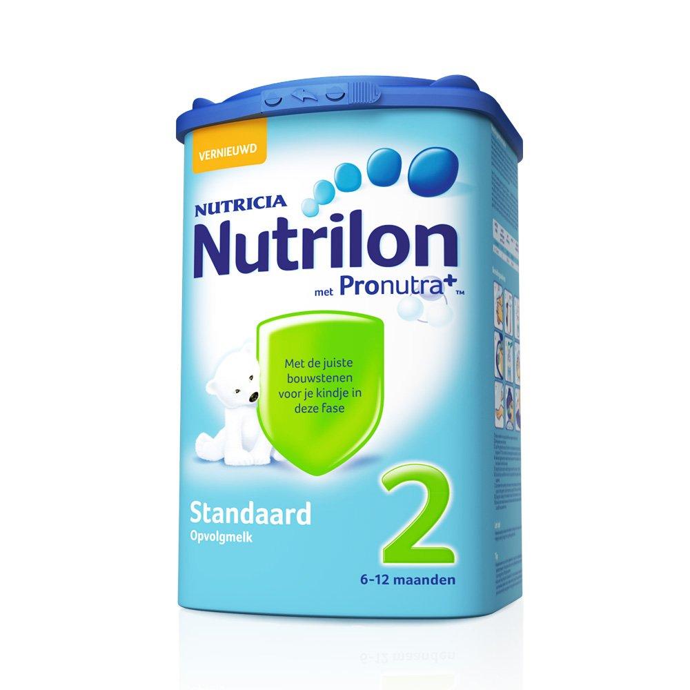 Nutrilon 诺优能较大婴儿配方奶粉900g ¥220,凑单-¥60